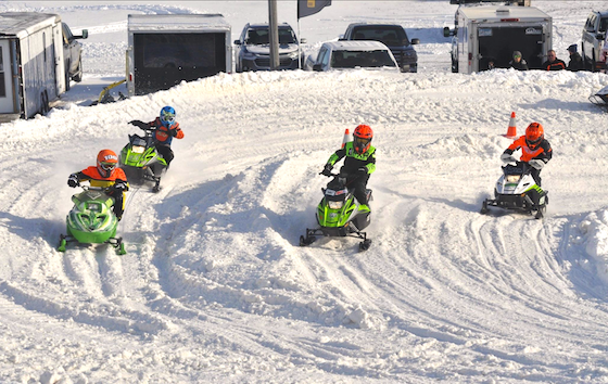 The 286 Sno Series has plenty of classes for ZR200 racers and a huge turnout