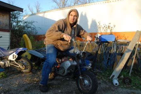 Arctic Cat minibike