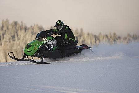2010 Arctic Cat Z1 Turbo
