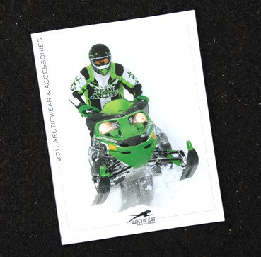 2011 Arctic Cat Arcticwear CATalog