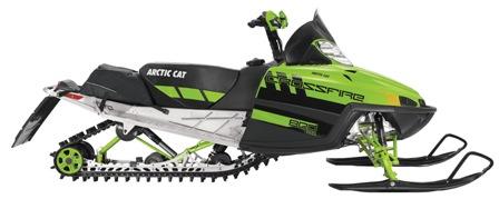 2011 Arctic Cat Crossfire Sno Pro Limited