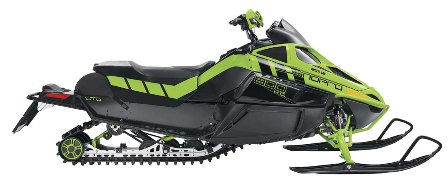 2011 Arctic Cat F8 Sno Pro Limited