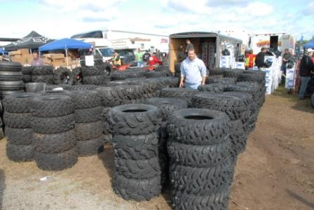 Tires for your Arctic Cat wheeler