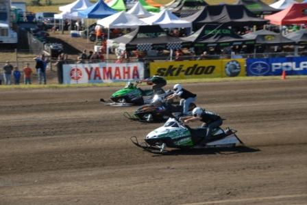 Racing at Haydays