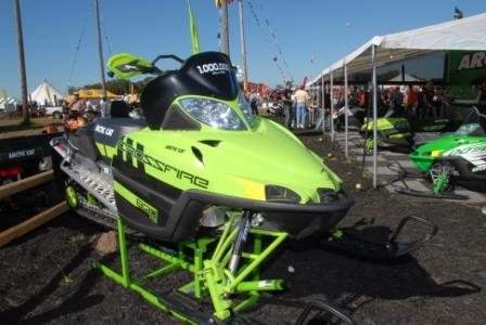 One Millionth Arctic Cat