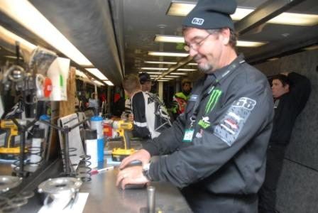 Speedwerx owner and clutching master, Steve Houle