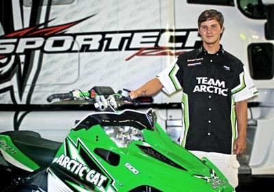 Johan Lidman joins Team Sportech Racing