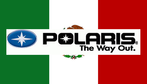 Polaris Goes Mexican