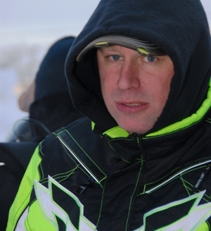 Team Arctic Race Manager Mike Kloety