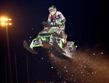 Team Arctic Cat's rising stars from Scandinavia