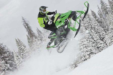 2011 Arctic Cat Sno Pro 500