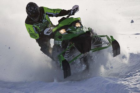 Limited Edition Sno Pro 800 for 2011