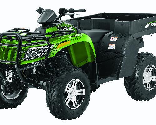 2011 Arctic Cat TBX 700 LTD
