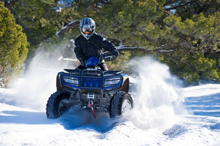 2010 Arctic Cat ATV with power steering