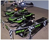 Arctic Cat Show at Country Cat