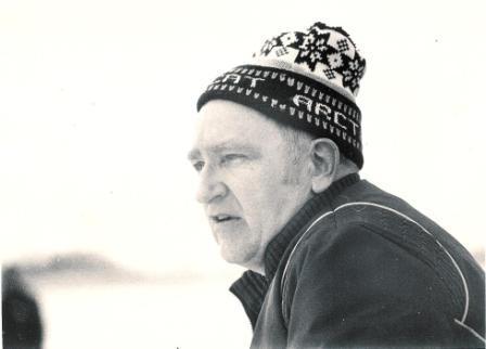 Edgar Hetteen, founder of Arctic Cat