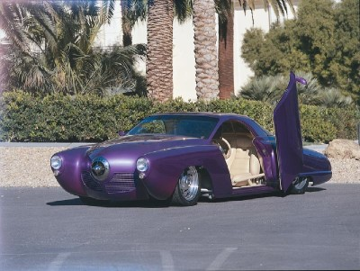 Custom car (not an Arctic Cat)