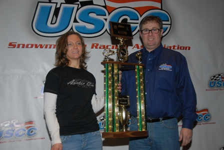 Jolene Bute wins her fifth I-500