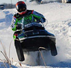 Vintage I-500 weekend for Arctic Cat