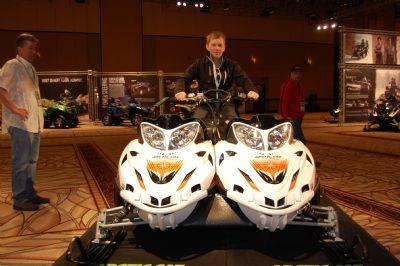 2012 Arctic Cat M Series?