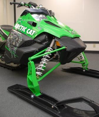 2011 Arctic Cat Sno Pro 600 Race Sled