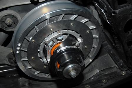 Speedwerx clutch kit is required