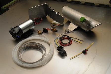 Speedwerx Z1 Turbo meth kit