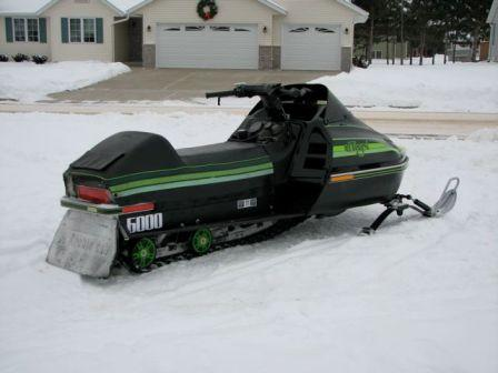 Sweet '81 Arctic Cat el tigre